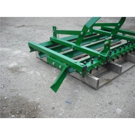 Three Point linkage Mounted Grader (Landleveller) with Adjustable Tines