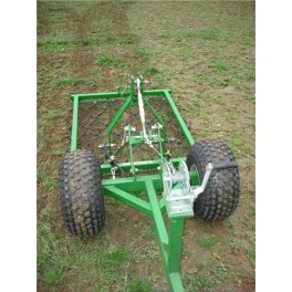 Trailed Mounted Harrow for Quad Bike