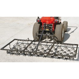 14ft Folding Mounted Harrow- Double Length