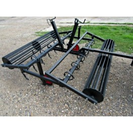Menage Groomer - Drawbar Towed - 1.2m