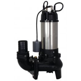 380 - 1500L/min Submersible Sewage for Solids Handling (BCV)