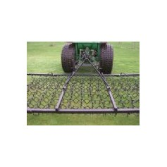 Mounted Chain & Spike Harrows