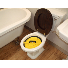 Flood Toilet Seals